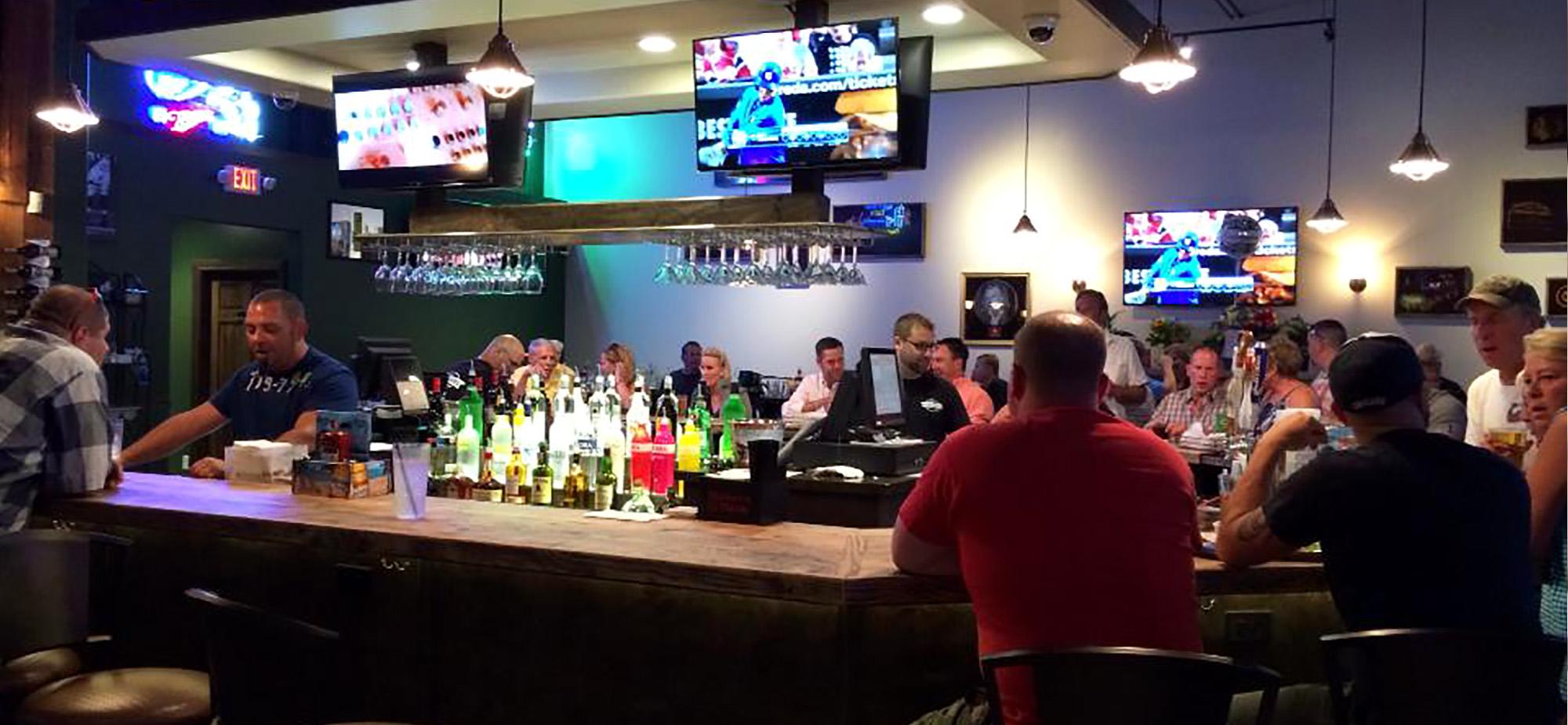 Hobnobbers Bar